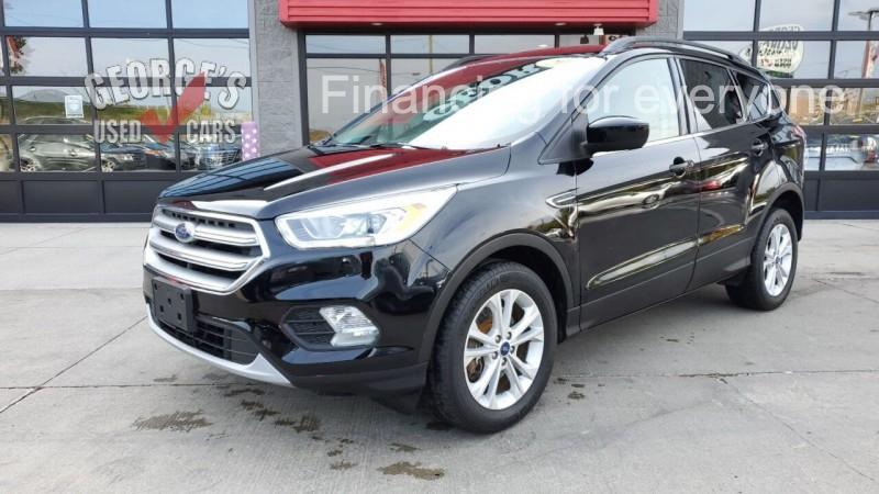 Ford Escape 2017 price $16,991