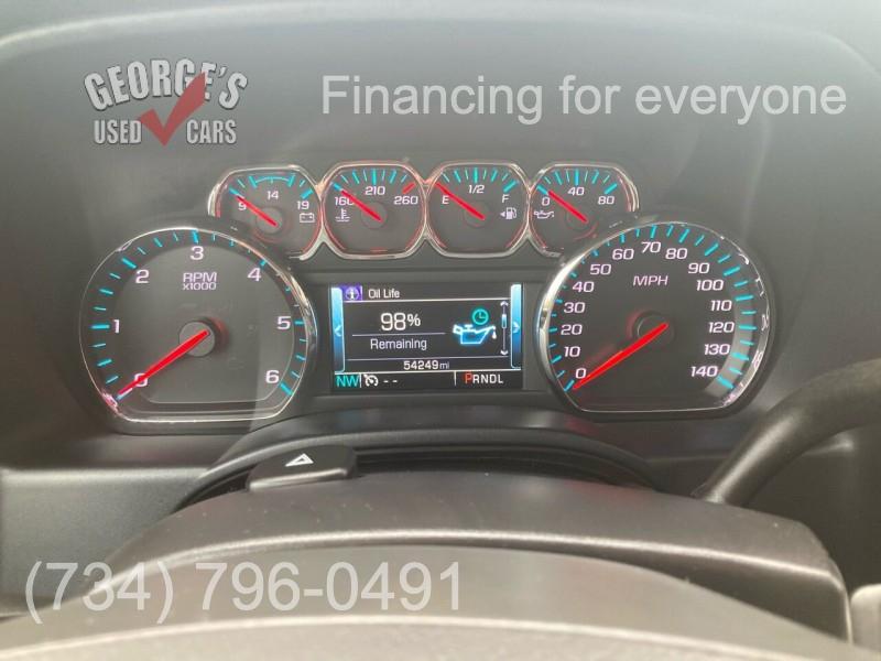 Chevrolet Silverado 1500 2017 price $31,991