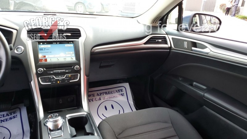 Ford Fusion 2018 price $19,999