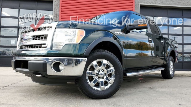 Ford F-150 2013 price $17,950