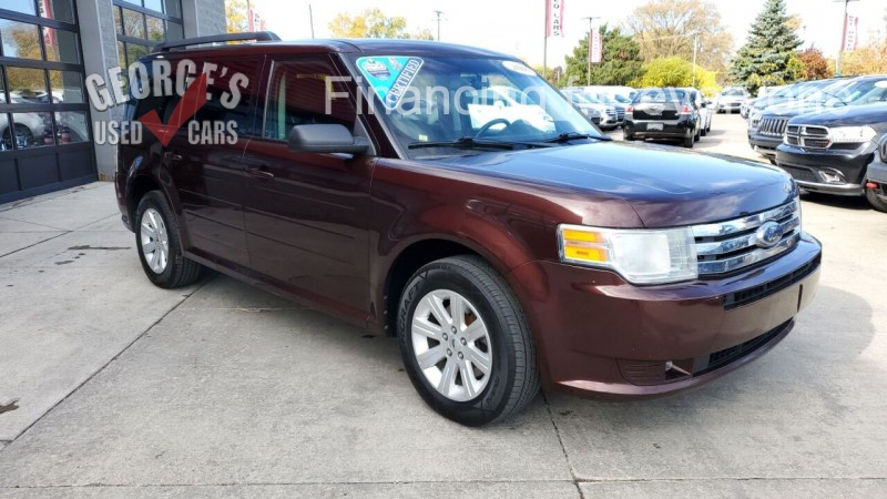 Ford Flex 2010 price $7,991