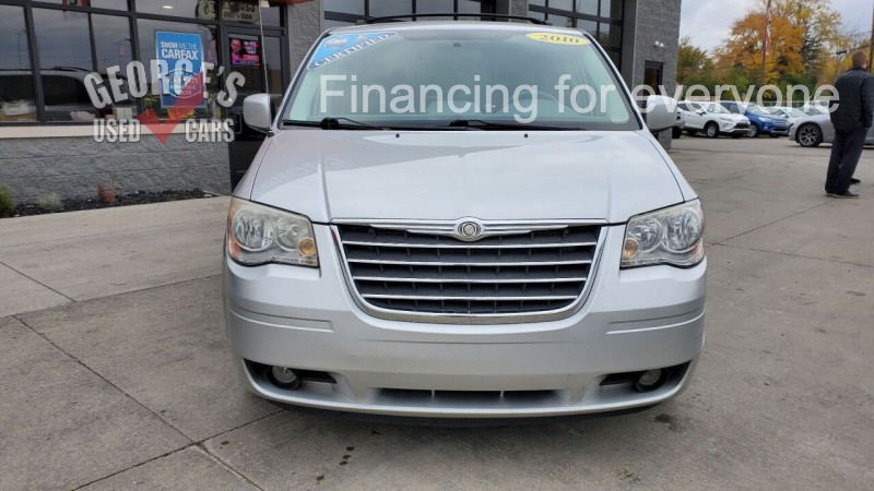 Chrysler Town and Country 2010 price Call for Pricing.