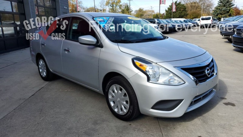 Nissan Versa 2017 price Call for Pricing.