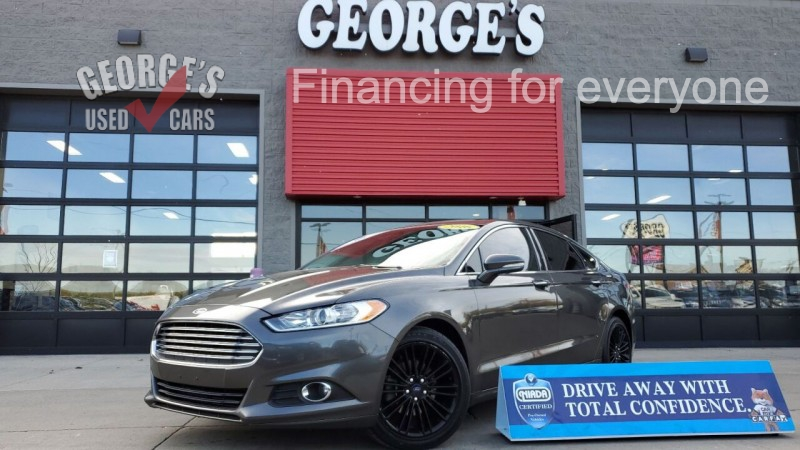 Ford Fusion 2016 price $12,991