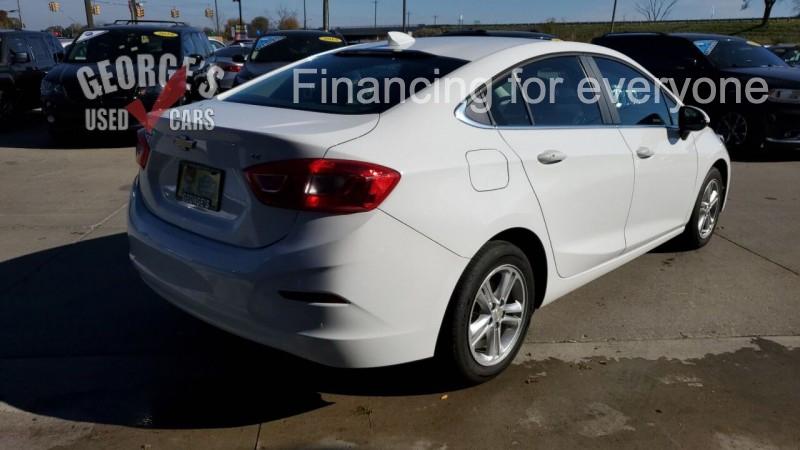Chevrolet Cruze 2017 price $13,950