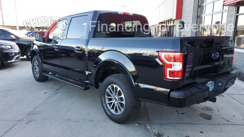Ford F-150 2019 price $38,991