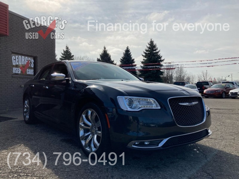 Chrysler 300 2018 price $20,991