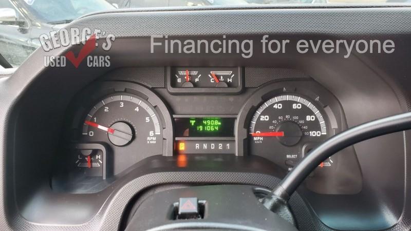 Ford E-Series Cargo 2012 price $12,991