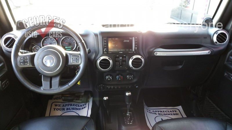 Jeep Wrangler Unlimited 2014 price $24,991