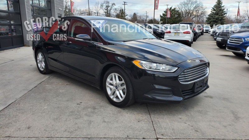 Ford Fusion 2016 price $10,991