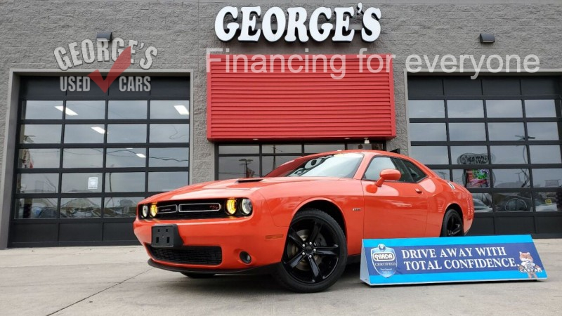 Dodge Challenger 2017 price $28,991