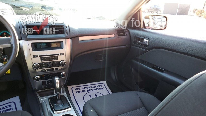 Ford Fusion 2010 price $5,991