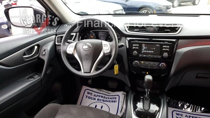 Nissan Rogue 2016 price $13,991
