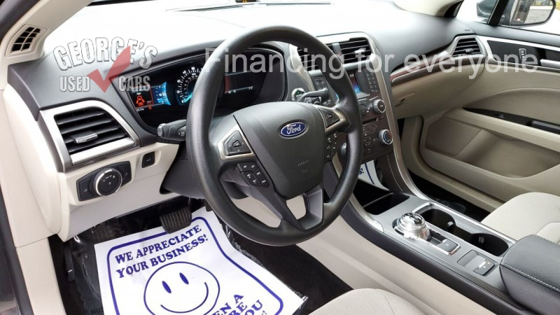 Ford Fusion 2018 price $18,991