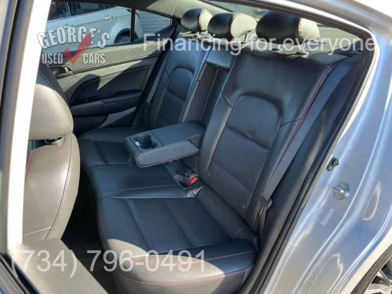 Hyundai Elantra 2018 price $16,991