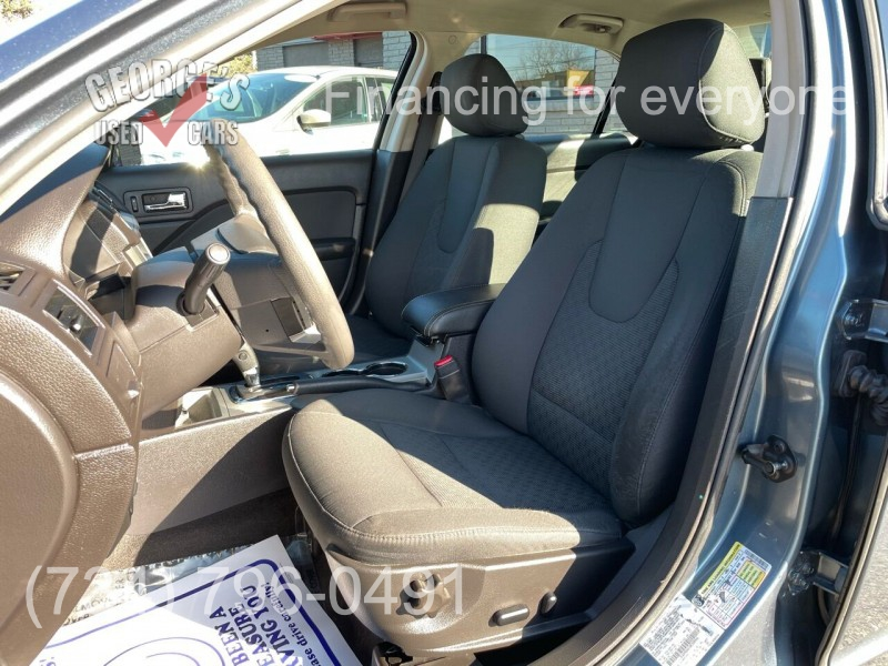 Ford Fusion 2011 price $8,991