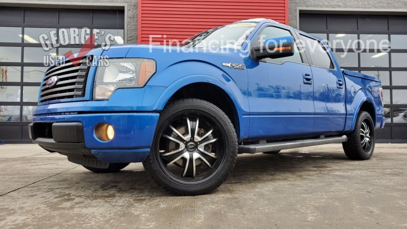 Ford F-150 2010 price $14,991