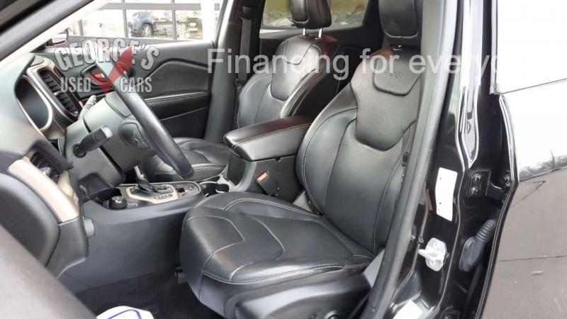 Jeep Cherokee 2015 price $14,991