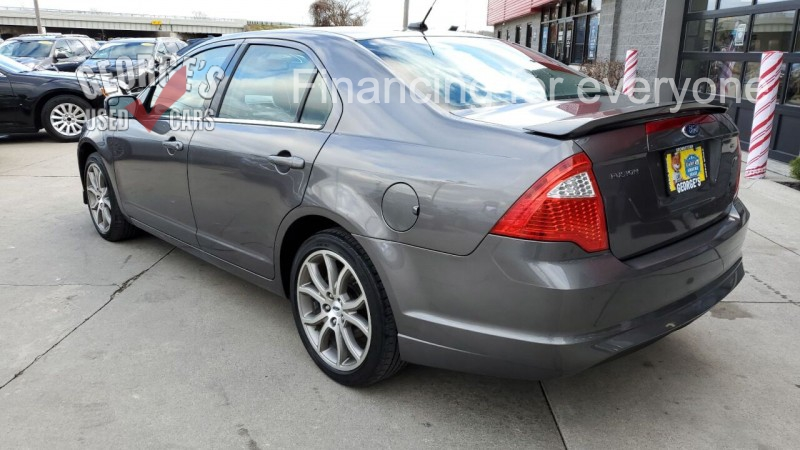 Ford Fusion 2011 price $6,991