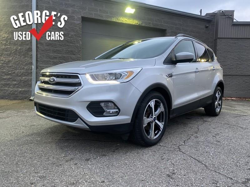 Ford Escape 2017 price $14,991
