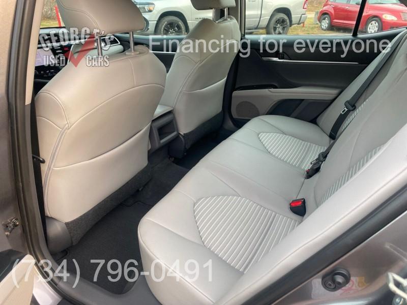 Toyota Camry 2018 price $17,991