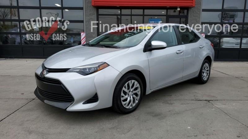 Toyota Corolla 2017 price $13,991