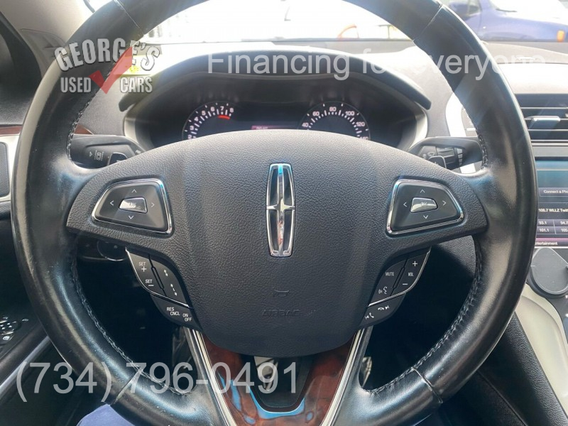 Lincoln MKZ 2015 price Call for Pricing.