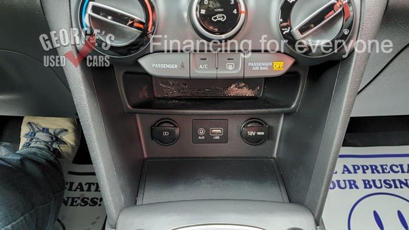 Hyundai Kona 2019 price $16,991