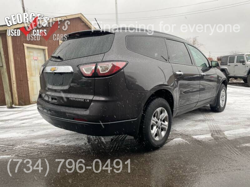 Chevrolet Traverse 2015 price $15,991