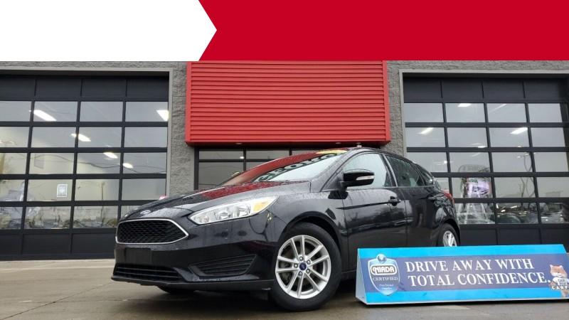 Ford Focus 2017 price $12,991