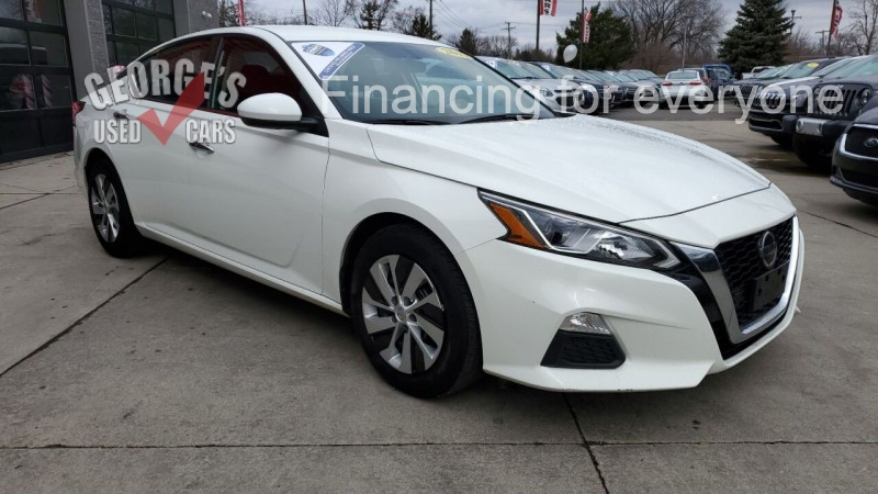 Nissan Altima 2019 price $17,991