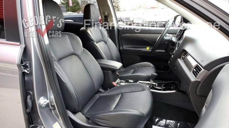 Mitsubishi Outlander 2019 price $18,991