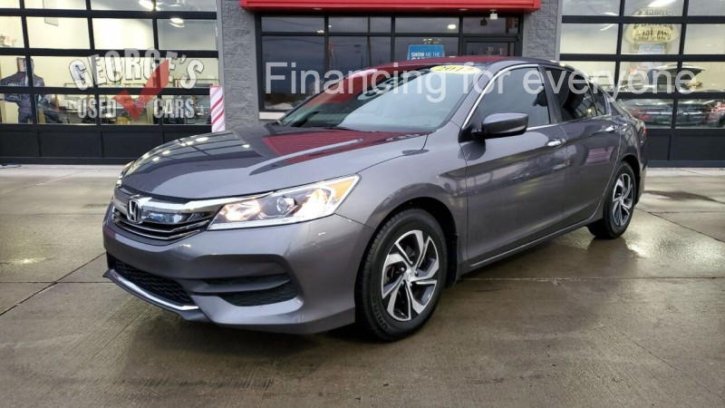 Honda Accord 2017 price Call for Pricing.