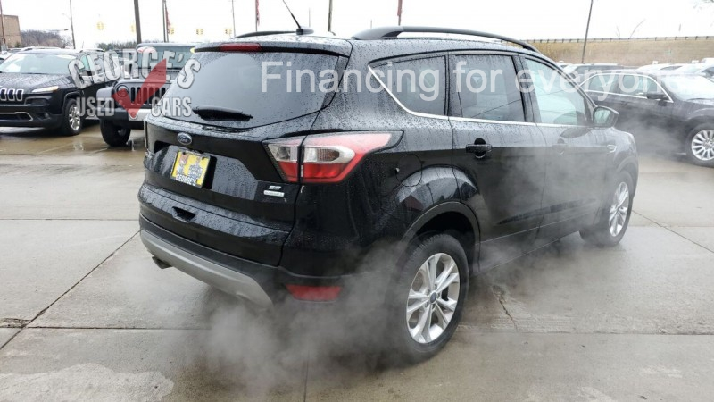 Ford Escape 2017 price $9,991
