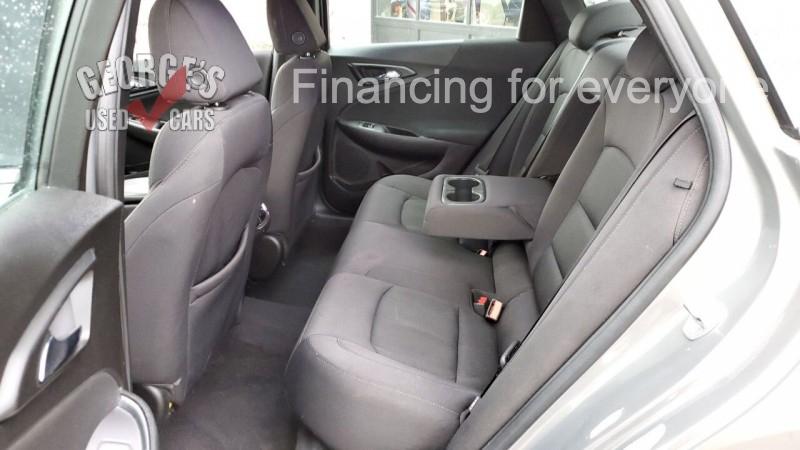 Chevrolet Malibu 2017 price $15,991