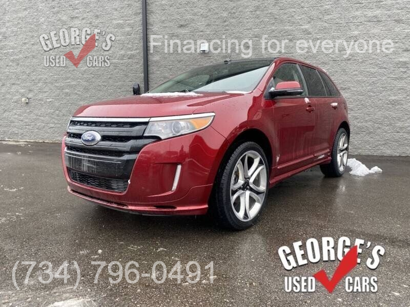 Ford Edge 2014 price $17,991