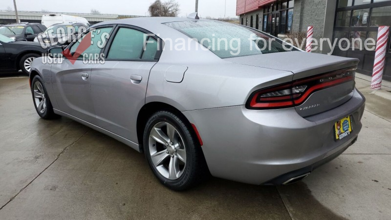 Dodge Charger 2016 price $17,991