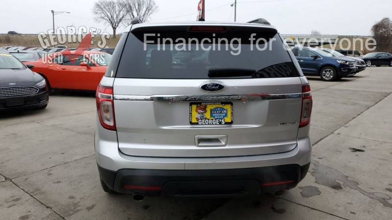 Ford Explorer 2013 price Call for Pricing.