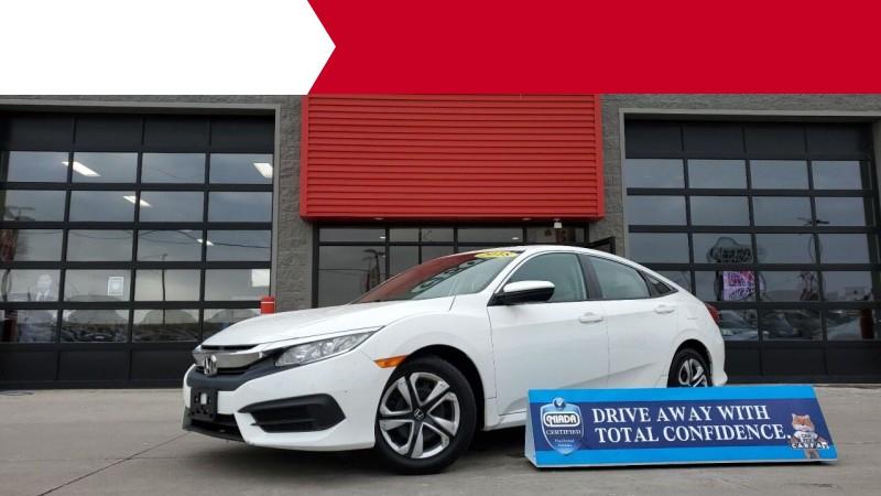 Honda Civic 2018 price $15,991