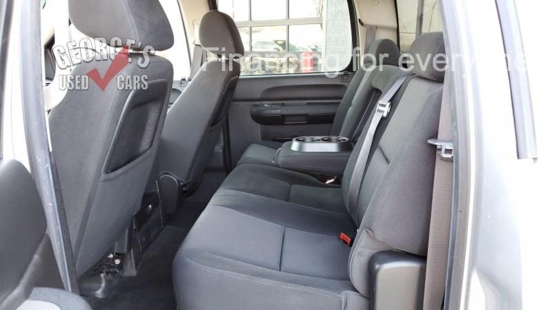 Chevrolet Silverado 1500 2012 price $17,991