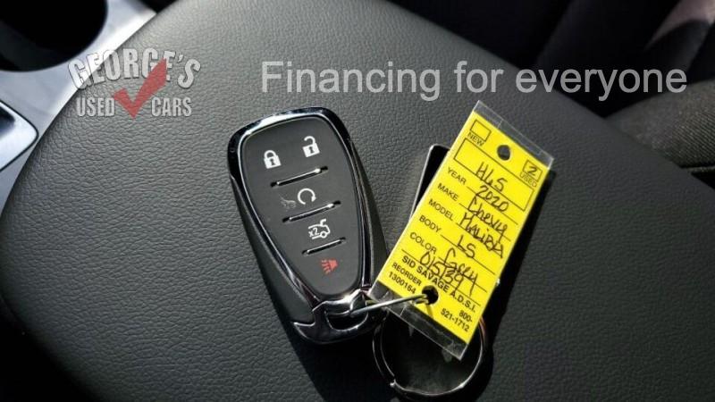 Chevrolet Malibu 2020 price Call for Pricing.