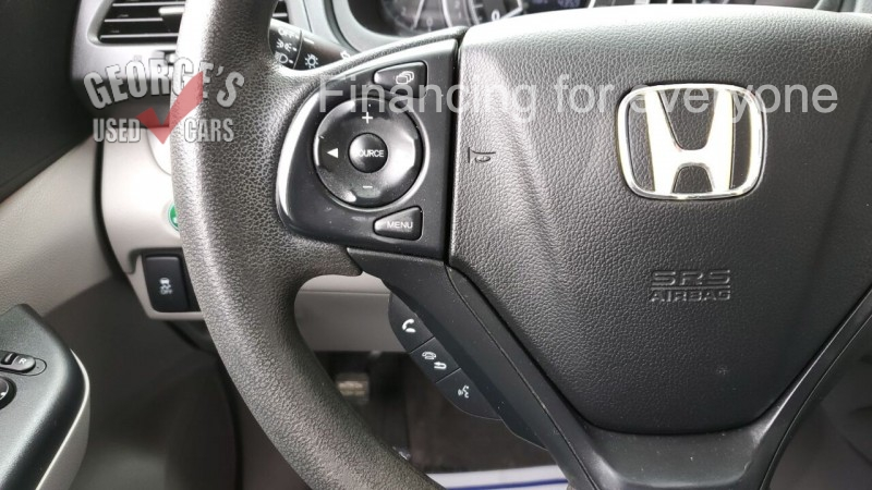 Honda CR-V 2013 price Call for Pricing.