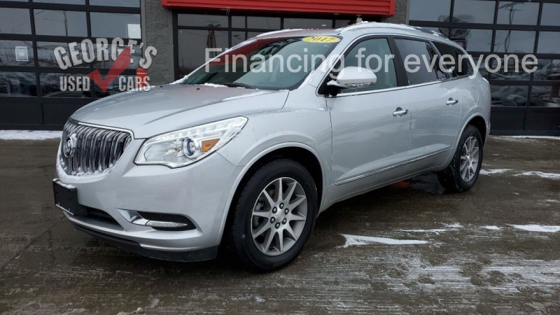 Buick Enclave 2017 price Call for Pricing.