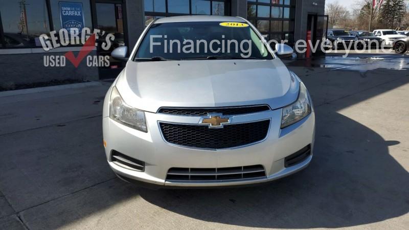 Chevrolet Cruze 2013 price $6,991