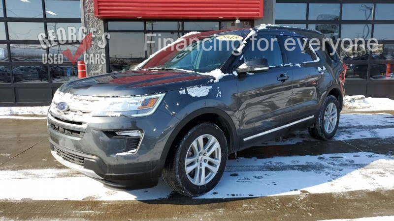 Ford Explorer 2018 price Call for Pricing.