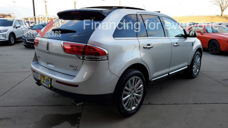 Lincoln MKX 2013 price $12,991