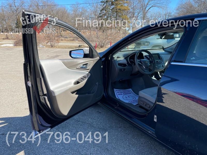 Chevrolet Malibu 2018 price