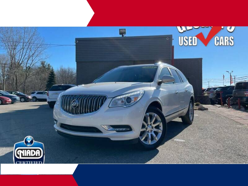 Buick Enclave 2014 price $17,991
