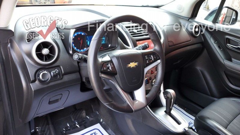 Chevrolet Trax 2016 price Call for Pricing.