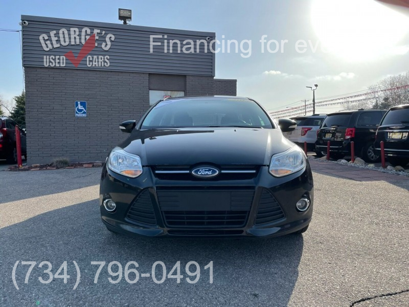 Ford Focus 2014 price $7,491